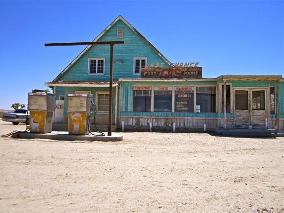 Fronten av huset